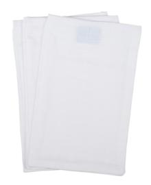 Set van 3 tetrawashandjes wit