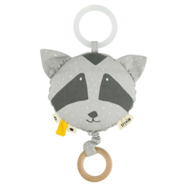 Music toy racoon