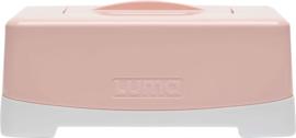 Billendoekjesdoos pink