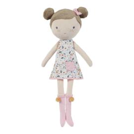 Knuffelpop rosa 50cm