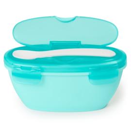 Travel set bowl & spoon
