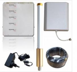 MarineBoost 5.1 marine signal repeater Kit