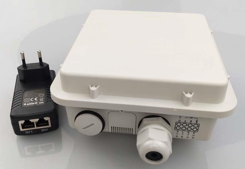 4G Buiten modem