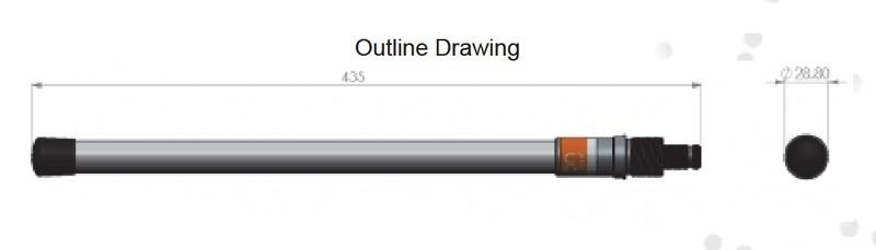 Maritieme antenne SD 10847