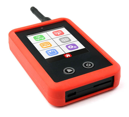 GSM-LTE Signaal Tester (2G,3G,4G) Nieuwste versie!