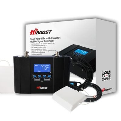 HiBoost Hi20-EW (20 dBm 2 banden 900 & 2100 MHz)