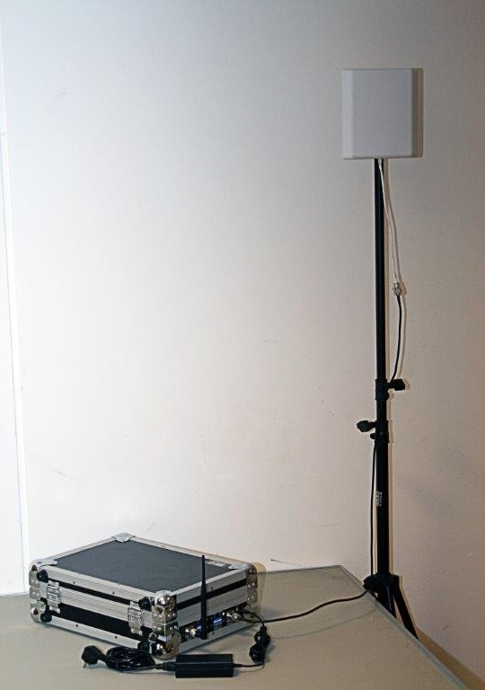 Portable Repeater 2G & 3G