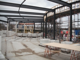 Nieuwbouw basisschool Driemaster Noord te Sneek