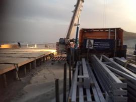 Nieuwbouw Strandpaviljoen Zee & Zo te Petten
