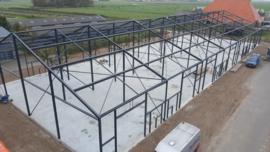 Nieuwbouw bedrijfsunits te Harlingen