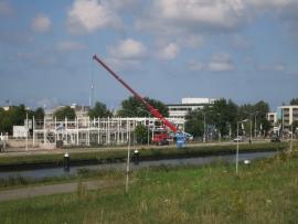 Nieuwbouw Peugeot / Citroen autobedrijf Alkmaar