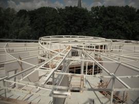 Nieuwbouw MFA te Scharnegoutum