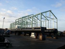 Nieuwbouw Boothuis K.N.R.M. Dordrecht