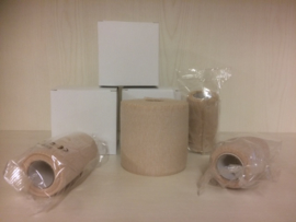 Foxx Self-Cohesive Fixation Bandage 8 cm. X 20 m.