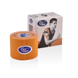 CureTape Sports 5 cm. x 5 m. Oranje