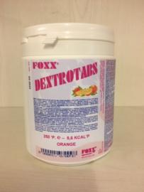 Foxx Dextrotabs Orange 250 st.