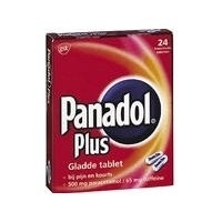 Panadol Plus Tabletten Glad 24 st.