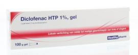 Diclofenac HTP 1% gel 100 gr.