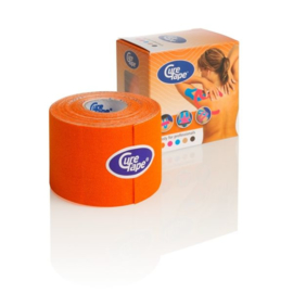 CureTape 50 mm. x 5 mtr. Oranje
