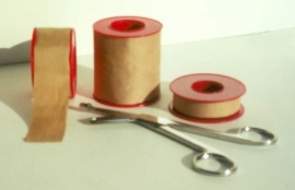Foxxoplast Surgical Tape 1,25 x 500 cm.