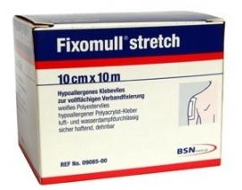 BSN Fixomull Stretch / Hypafix 10 cm. x 10 m.