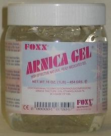 Foxx Arnica Gel 454 gr.