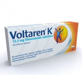 Voltaren K Tabletten 12,5 mg 20 st.