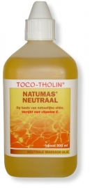 Toco Tholin Natumas Neutraal 500 ml.