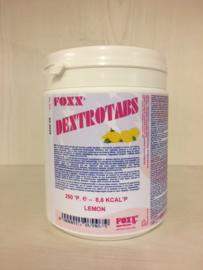 Foxx Dextrotabs Lemon 250 st.