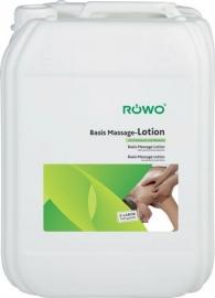 Röwo Basis Massage Lotion (milk) Neutraal 5000 ml.