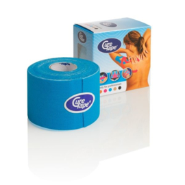 CureTape 50 mm. x 5 mtr. Blauw