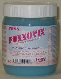 Foxxovix Inhalation Ointment - Sportvix (Vaporub) 454 gr.