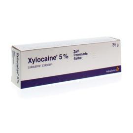Xylocaine Zalf 5% 35 gr.