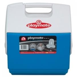 Igloo Koelbox Playmate Pal Blauw/Wit 6,6 ltr.