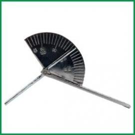 Finger Goniometer Stainless Steel 9 cm - 180° per 5°
