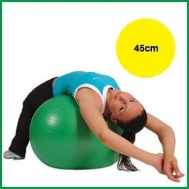 Gymbal 45 cm. - Geel