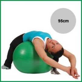 Gymbal 95 cm. - Zilver