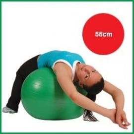 Gymbal 55 cm. - Rood