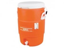 Igloo 10 Gallon Seat Top Oranje