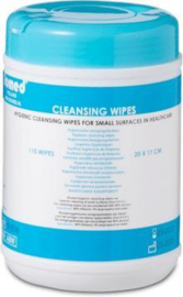 Cleansing Wipes 20 x 11 cm. 110 st.