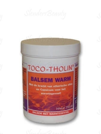 Toco Tholin Balsem Warm 250 ml.