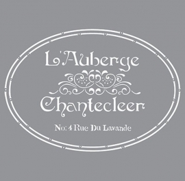 Sjabloon L 'Auberge Chantecleer