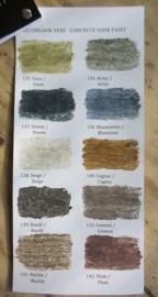 Betonlook verf L'Authentique Paints & Interior 1 liter