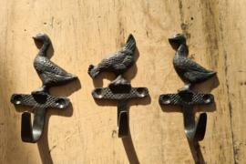 Chicken hooks kapstokhaak kip