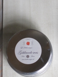 Colourwax Krijtwas Boenwas gekleurd, oliebasis 375 ml