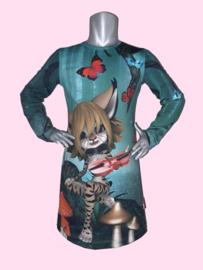 4394 - Katten jurkje