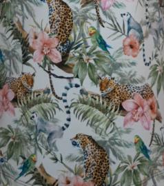 5028 - Leopard legging