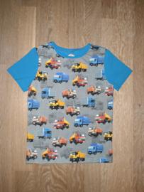 3421 - Vrachtwagen shirt