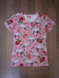 3443 - Paarden shirt