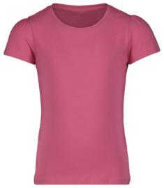 Meisjes shirt fuchsia roze